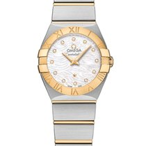 Omega Constellation Quartz 123.20.24.60.55.008 2020 nouveau