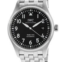 IWC IW327011 Steel 2020 Pilot Mark 40mm new United States of America, New York, New York