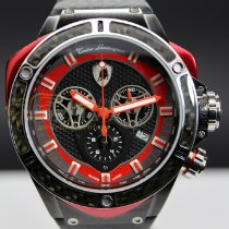 Tonino Lamborghini Steel 47mm Quartz TL3305 new