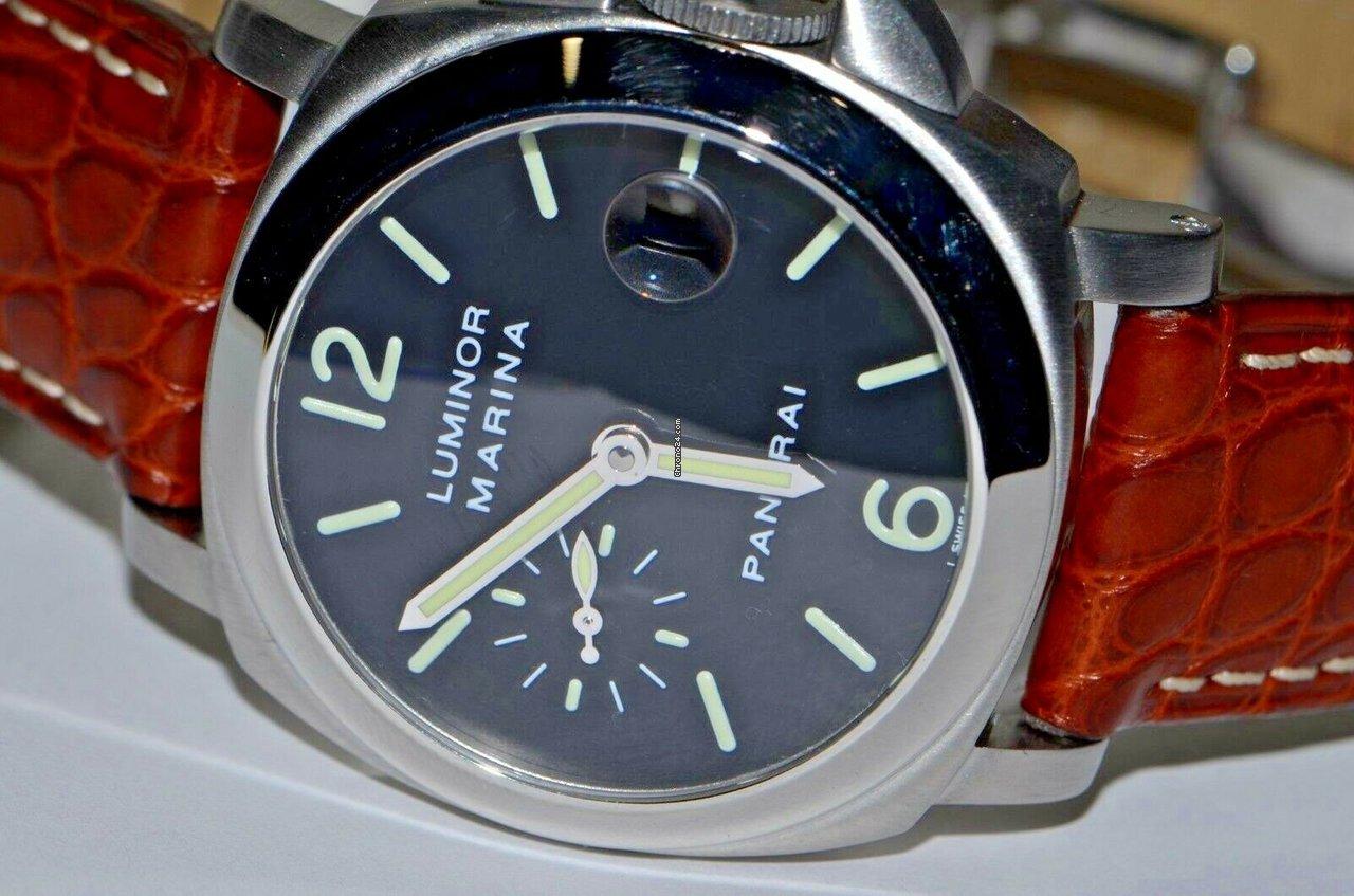 Panerai Luminor Marina Automatic PAM00048 подержанные