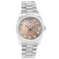 Rolex Day-Date 36 118209 2003 occasion
