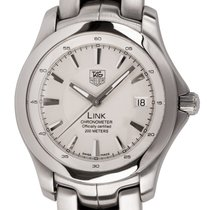 TAG Heuer Link Steel 39mm Silver United States of America, Texas, Austin