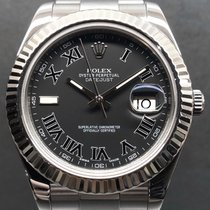 Rolex Datejust II Ocel 41mm Česko, Prague 1 - Old Town