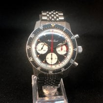 Mathey-Tissot Steel 40mm Manual winding Mathey-Tissot, Stainless Steel Chronograph, 1970 pre-owned