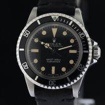 Rolex Submariner (No Date) 5513 1978 occasion