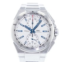 IWC Ingenieur Chronograph Racer Steel 45mm Silver United States of America, Georgia, Atlanta