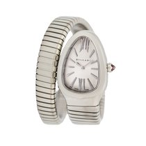 Bulgari Serpenti 101828 SP35C6SS.1T/L new