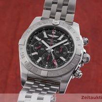 Breitling Chronomat GMT Stahl 48mm Schwarz Deutschland, Chemnitz