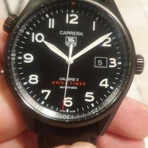 TAG Heuer Carrera Calibre 5 Titanium 43mm Black Arabic numerals Australia, Keilor