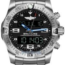 Breitling Exospace B55 Connected Titan 46mm Schwarz