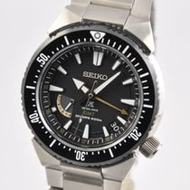 Seiko Prospex Titanium 45mm Black United States of America, Ohio, Mason