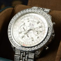 Breitling Bentley 6.75 A44362 2009 pre-owned