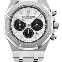 Audemars Piguet 26331ST.OO.1220ST.03 Steel Royal Oak Chronograph 41mm new United States of America, New York, New York