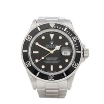 Rolex 16610LN Staal 1993 Submariner Date 40mm tweedehands