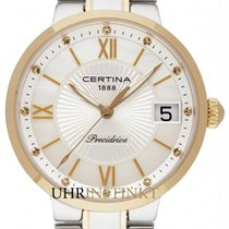 Certina DS Stella 31.6mm Mother of pearl