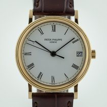 Patek Philippe Yellow gold 33mm Automatic 3802/200 pre-owned United States of America, California, Pleasant Hill
