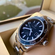 TAG Heuer Aquaracer 500M Steel 41mm Black No numerals United States of America, Virginia, Woodbridge