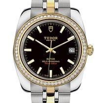 Tudor Acero y oro 38mm 21023-0001 nuevo