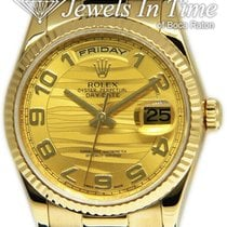 Rolex Day-Date 36 118238 2008 pre-owned