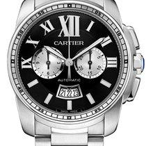 까르띠에 칼리브 드 까르띠에 크로노그래프 W7100061 중고시계
