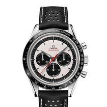 Omega Speedmaster Professional Moonwatch Stahl 39.7mm Silber Keine Ziffern Schweiz, Zug