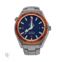 Omega Seamaster Planet Ocean 2208.50.00 Very good Steel 45mm Automatic