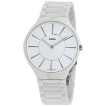 Rado True Thinline Ceramic 39mm White United States of America, New York, Brooklyn