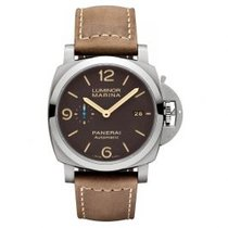 Panerai Luminor Marina 1950 3 Days Automatic Titan 44mm Maron Arabic