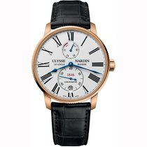 Ulysse Nardin Rose gold 42mm Automatic 1182-310/40 new United States of America, California, Newport Beach