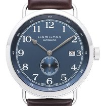 Hamilton Khaki Navy Pioneer new 2020 Automatic Watch with original box and original papers H78455543