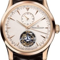 Jaeger-LeCoultre Master Grande Tradition Rose gold Champagne United States of America, New York, Brooklyn