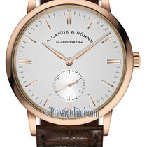 A. Lange & Söhne Saxonia Rose gold 35mm Silver United States of America, New York, Airmont