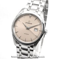 Eterna 2951.41.20.1700 Steel 1948 42mm new