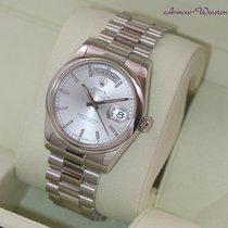 Rolex Daydate Platinum 118206