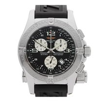Breitling Emergency Chronograph Stainless Steel Gents A73321 -...