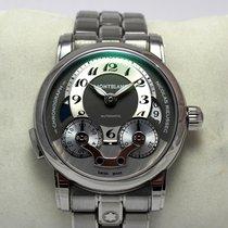 Montblanc Nicolas Rieussec Chronograph Automatic GMT