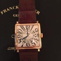 Franck Muller Master Square King Pink gold