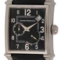 Girard Perregaux Vintage 1945 White gold 32mm Black Arabic numerals United States of America, Texas, Austin