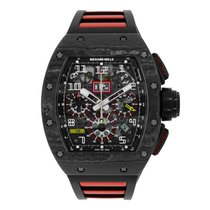 Richard Mille RM011 Carbon RM 011 50mm pre-owned
