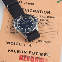 Tudor MN Submariner with decom papers