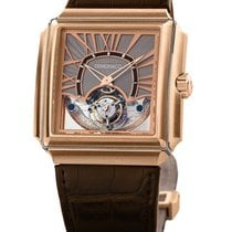 Ateliers deMonaco Red gold Automatic DMC GRAND TOURBILLON XP1 new
