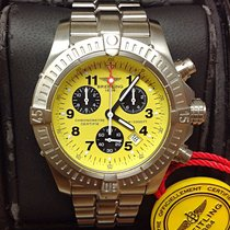 Breitling Avenger M1 E73360 Yellow Dial - Box & Papers 2009