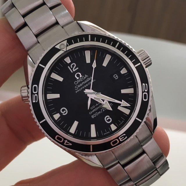 11320bfa217 Omega Seamaster Planet Ocean - Todos os preços de relógios Omega Seamaster  Planet Ocean na Chrono24