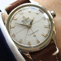 Omega Constellation Automatik Pie Pan Vintage