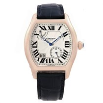 Cartier Tortue pre-owned 38mm Rose gold