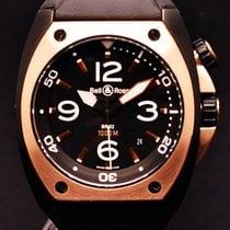 Bell & Ross BR 02 20 Marine steel & Rose Gold