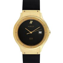 Hublot Classic pre-owned 36mm Yellow gold
