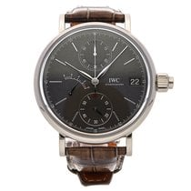 IWC Portofino Hand-Wound pre-owned 45mm White gold