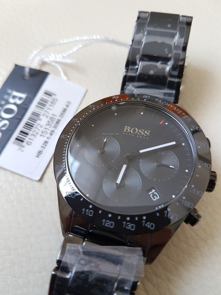 9b886c0f4633e Hugo Boss Talent Chronograph Ceramic Men s Watch 1513581 for  214 for sale  from a Private Seller on Chrono24