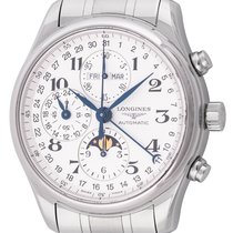 Longines : Master Collection Automatic Chronograph :  L2.773.4...